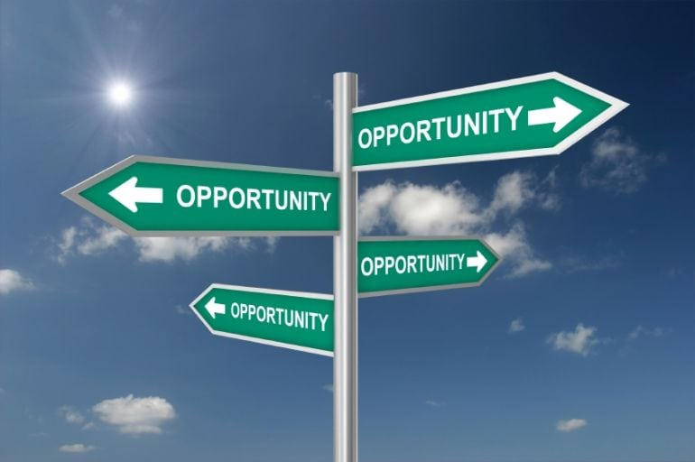 Opportunities are Everywhere if you are willing to look for it no matter what the economy is doing